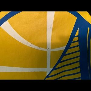 Golden State Warriors Custom NBA Fanatics shirt
